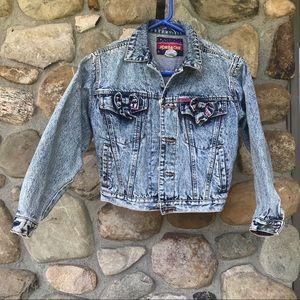 Vintage Jordache jeans jacket
